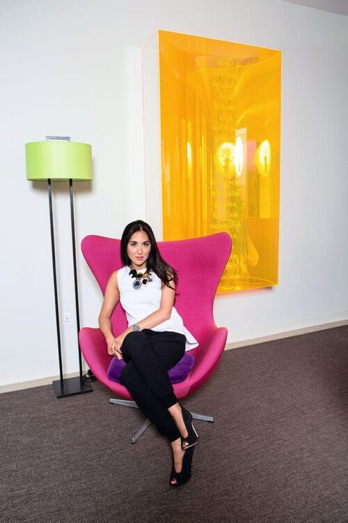 Christie's Dina Nasser-Khadivi