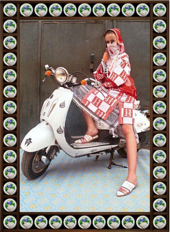 Morocco's Andy Warhol