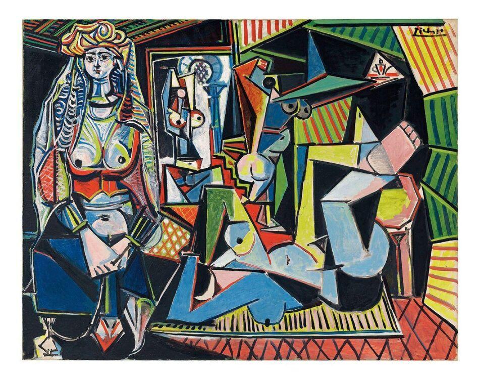 The Women of Algiers: A Tale of Art Market Melodramma