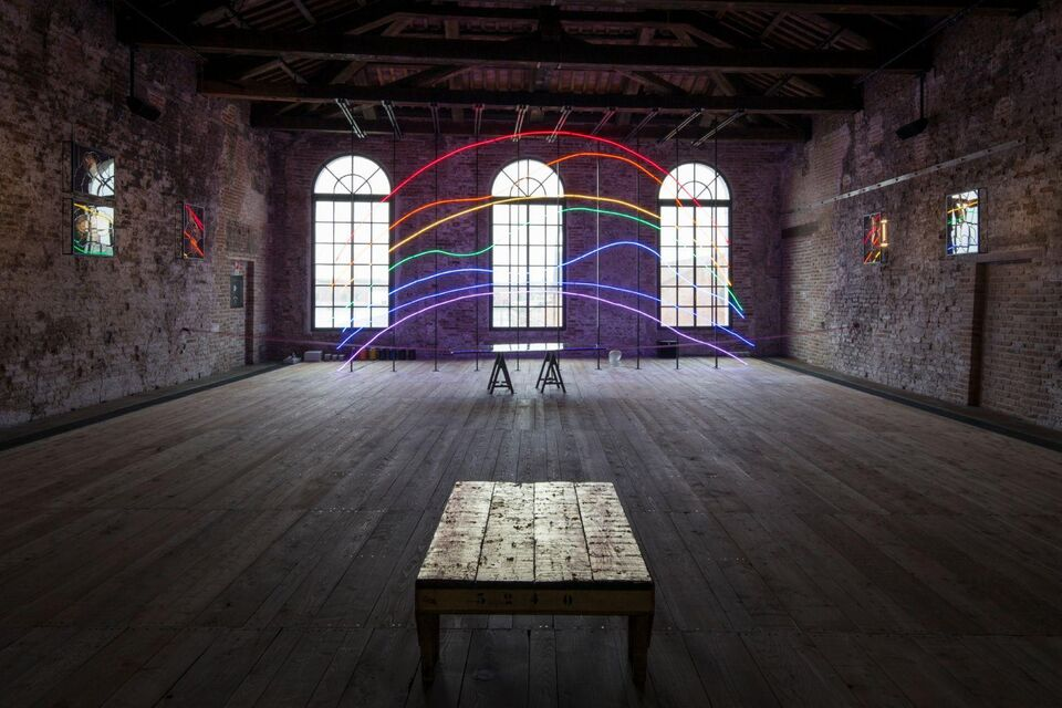 An Uneasy Vision: The 56th Venice Biennale