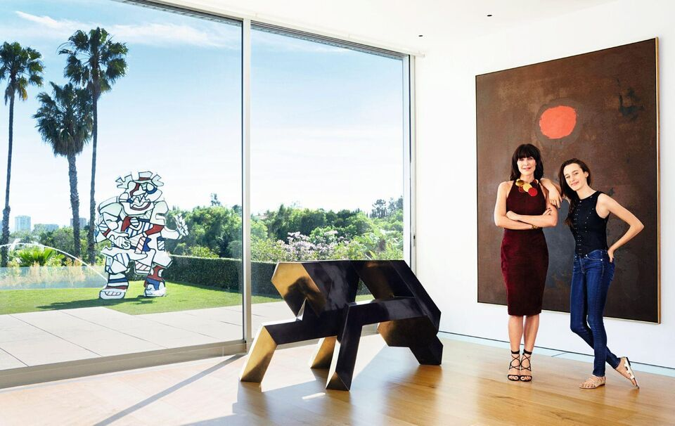In Her Shoes: At Home With Tamara Mellon