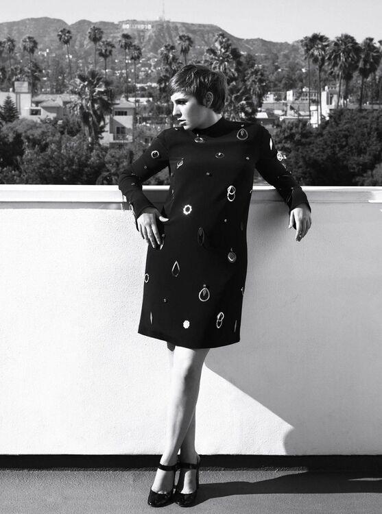 Lena Dunham Creates Television Series About Sixties Feminism