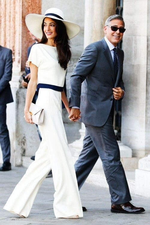 The Details: George and Amal Clooney's Honeymoon
