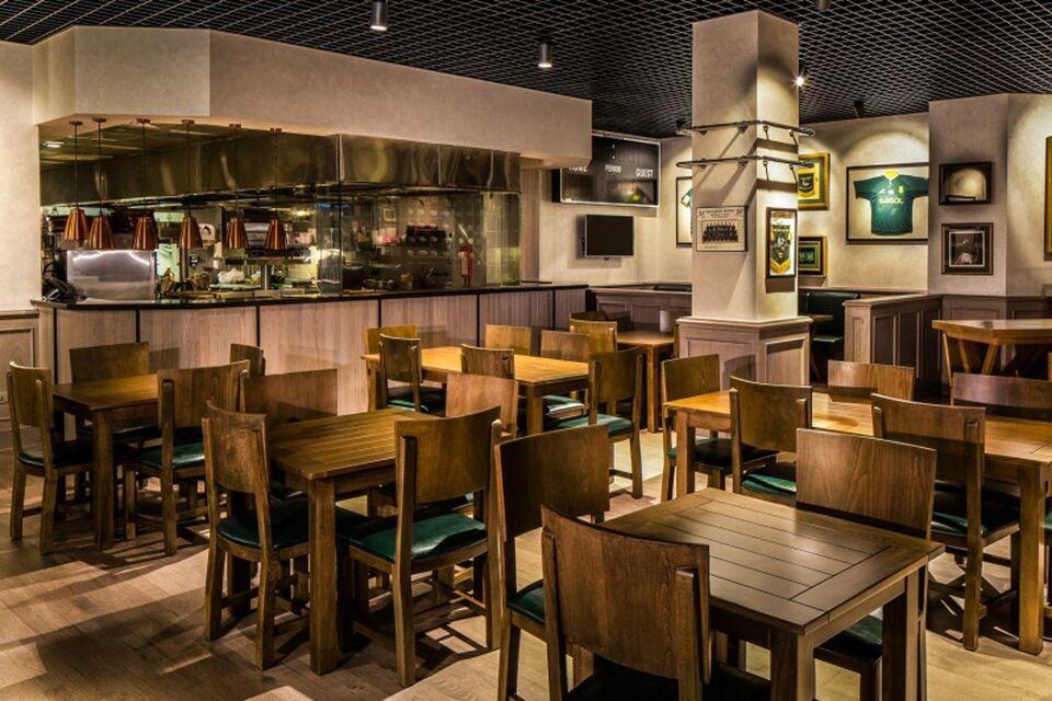 Gordon Ramsay's Bread Street Kitchen Opens In Dubai