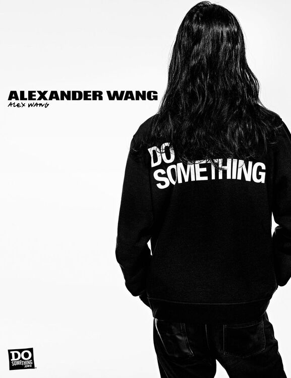 Alexander Wang's Do Something Celebrity Portraits