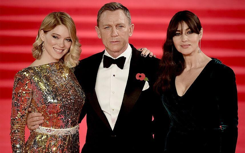 Spectre Premieres In London