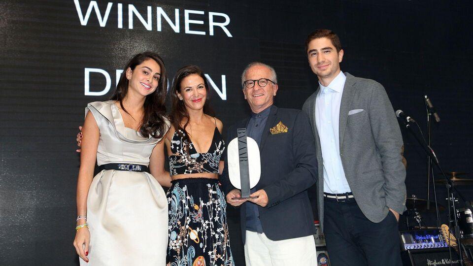 Inside The Harper's Bazaar Interiors Awards 2015