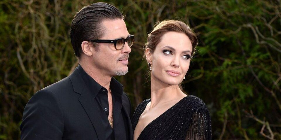 Brad Pitt And Angelina Jolie Give Rare Personal Interview