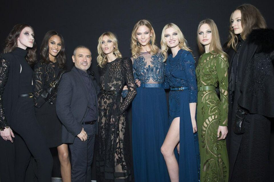 My List   24 Hours With Elie Saab