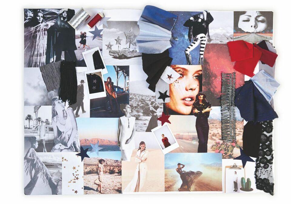 A/W15 Moodboard: Bedouin