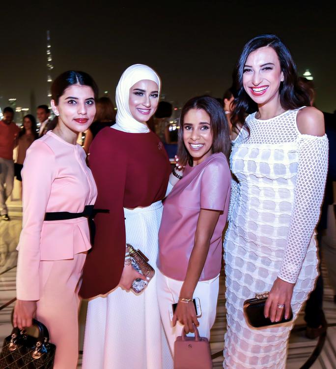 Aigner Celebrates Its 50th Anniversary in Dubai