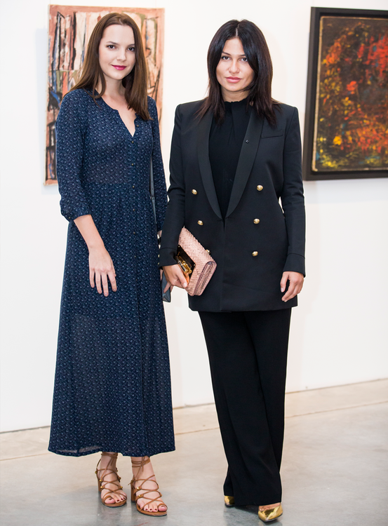 Sotheby's Previews Its Second 20th Century Art Auction In Dubai
