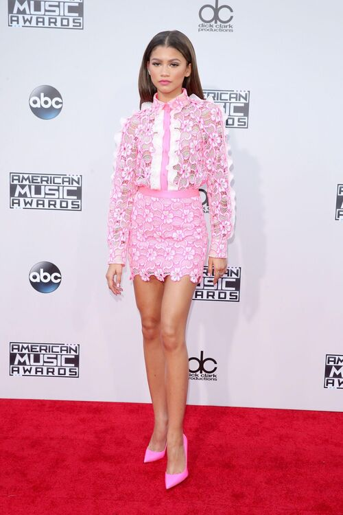 The Best Looks From the AMA 2015 Red Carpet