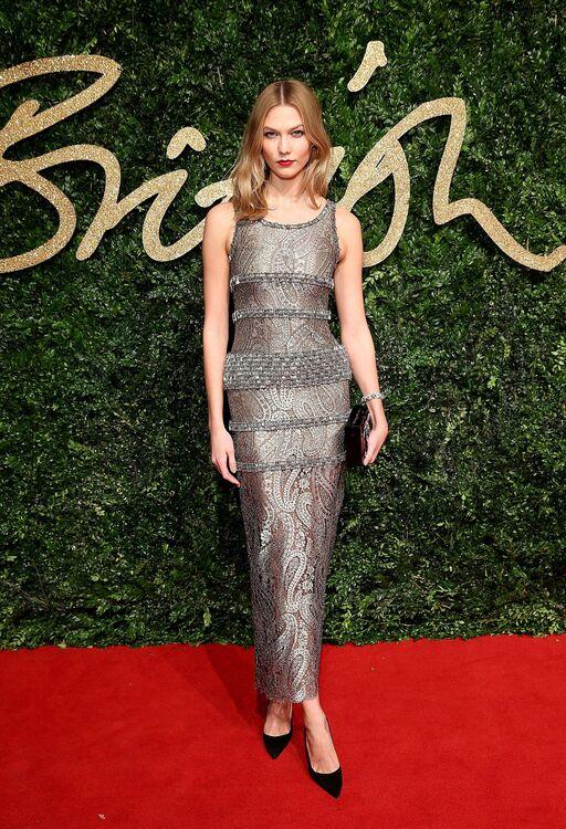 The British Fashion Awards 2015 Red Carpet
