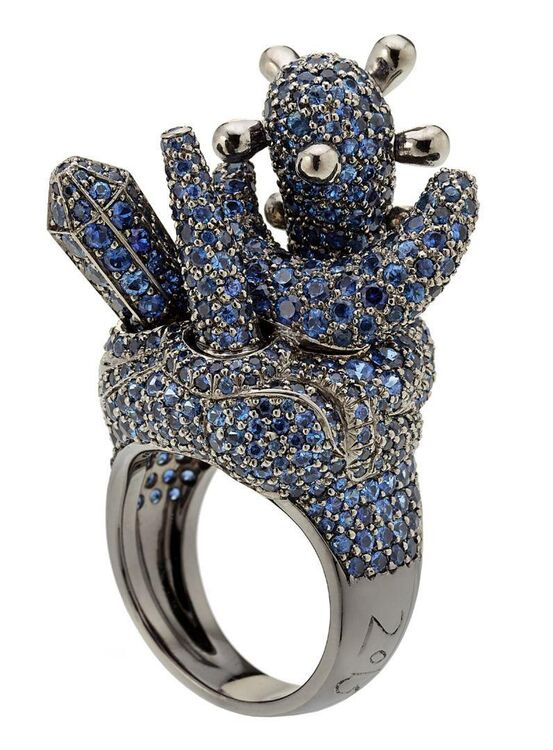 From Contemporary Art To Fine Jewellery