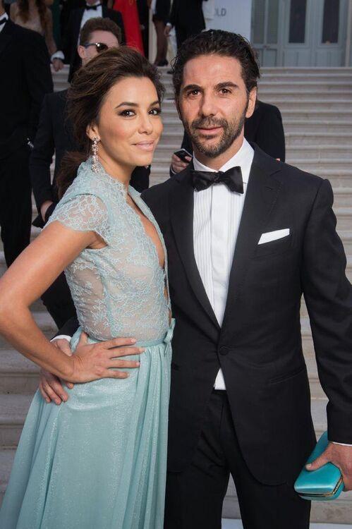 Eva Longoria Gets Engaged In Dubai Following Global Gift Gala