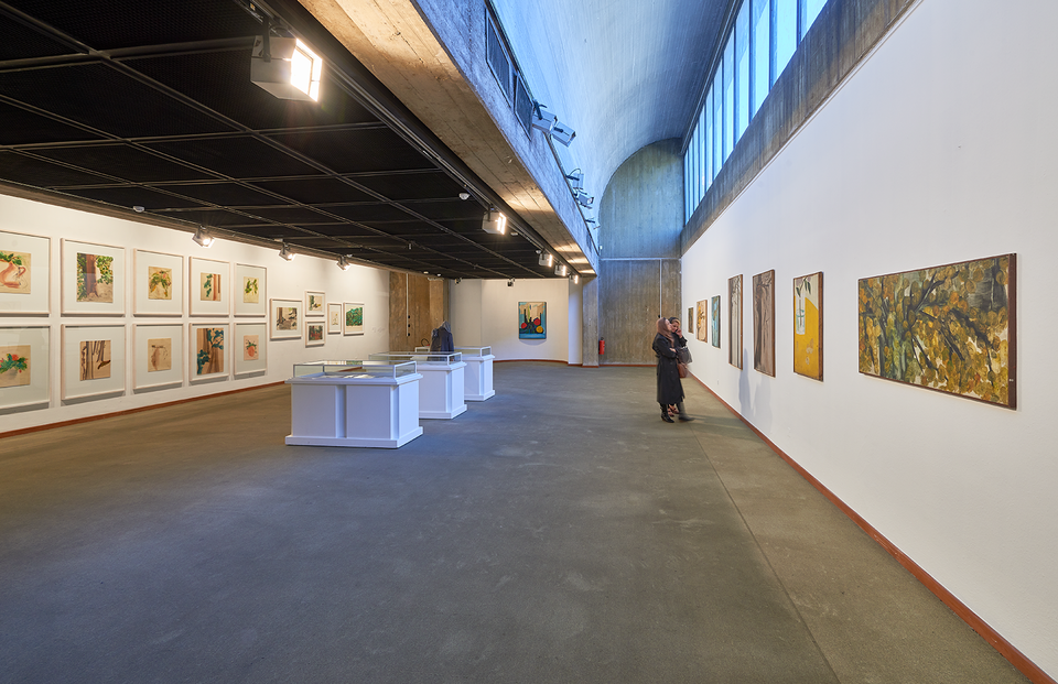 Tehran Museum of Contemporary Art: The Crown Jewel
