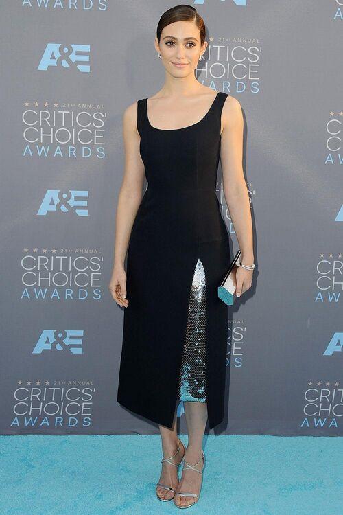 Red Carpet Report: Critics' Choice Awards 2016