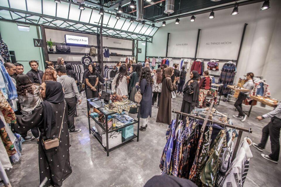 Design 971 Launches At The Dubai Mall
