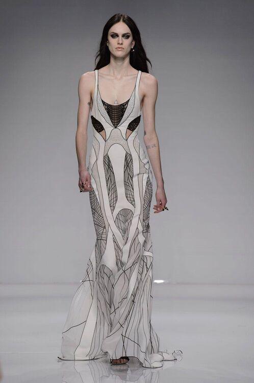 Haute Couture S/S16: Atelier Versace