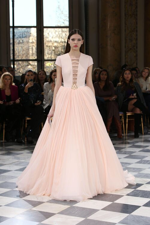Haute Couture S/S16: Georges Hobeika