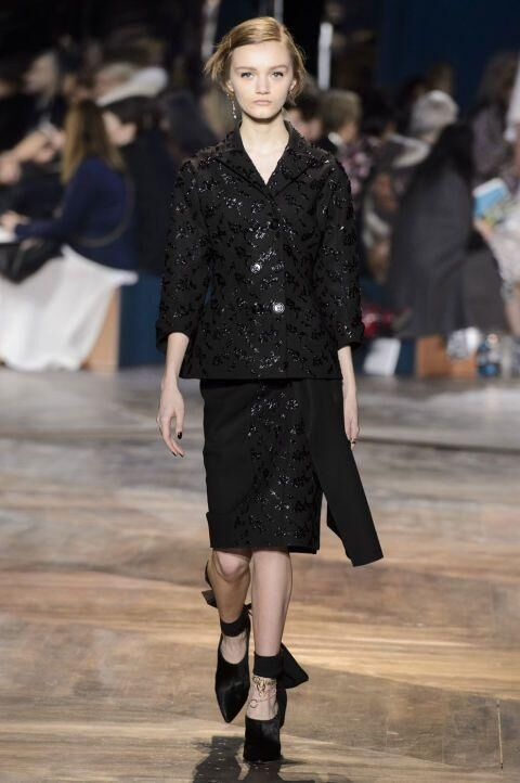Haute Couture S/S16: Christian Dior