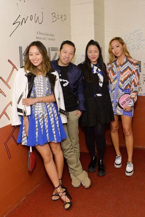 Kenzo Premieres 'Snowbird' In L.A.