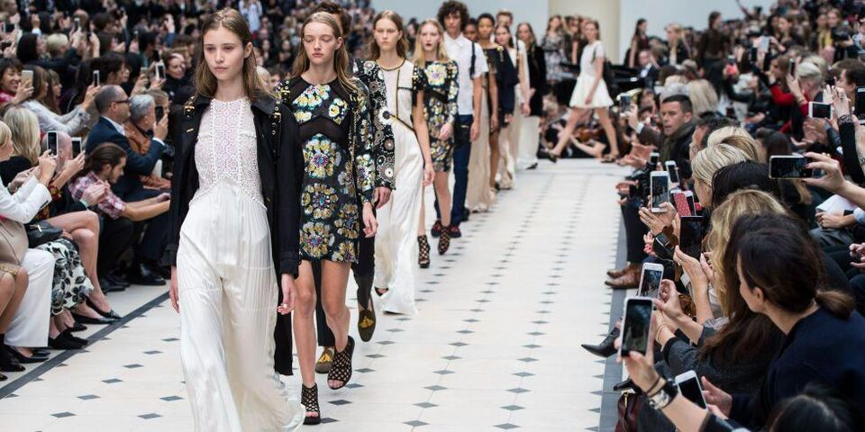 Burberry Radically Changes London Fashion Week Format