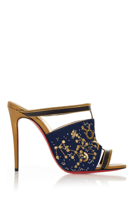 Christian Louboutin Releases Exclusive Zodiac-Inspired Shoes
