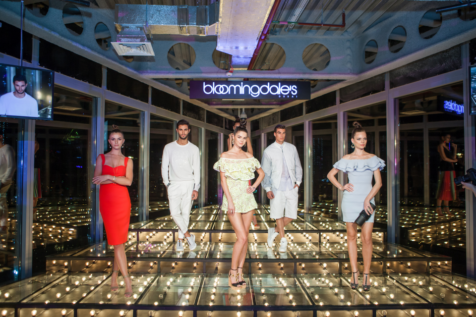 Like No Other: Bloomingdale's - Dubai Launches S/S16 At The Burj Khalifa