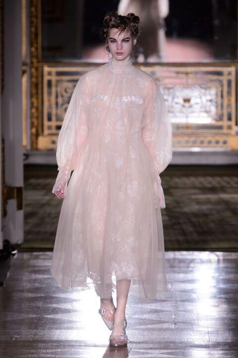 The 10 Best Looks From Simone Rocha A/W16