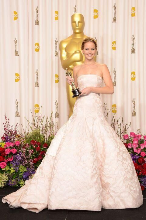 The Best Ever Oscar Dresses