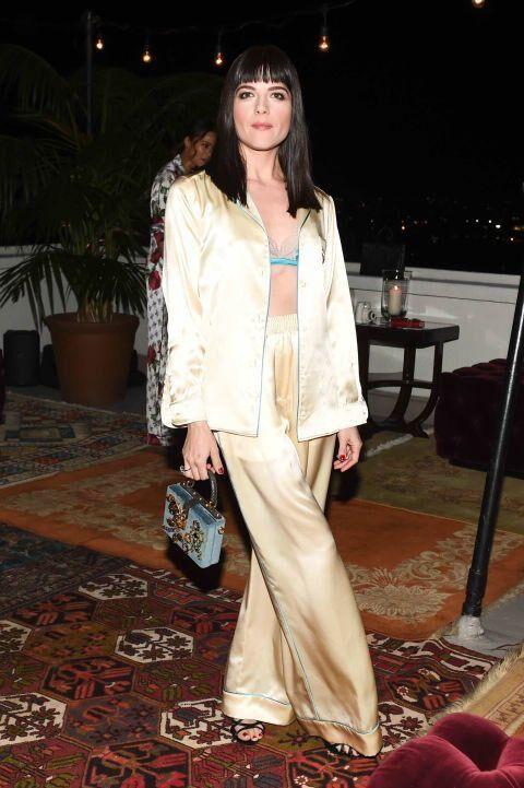 Dolce & Gabbana Throw A Pyjama Party