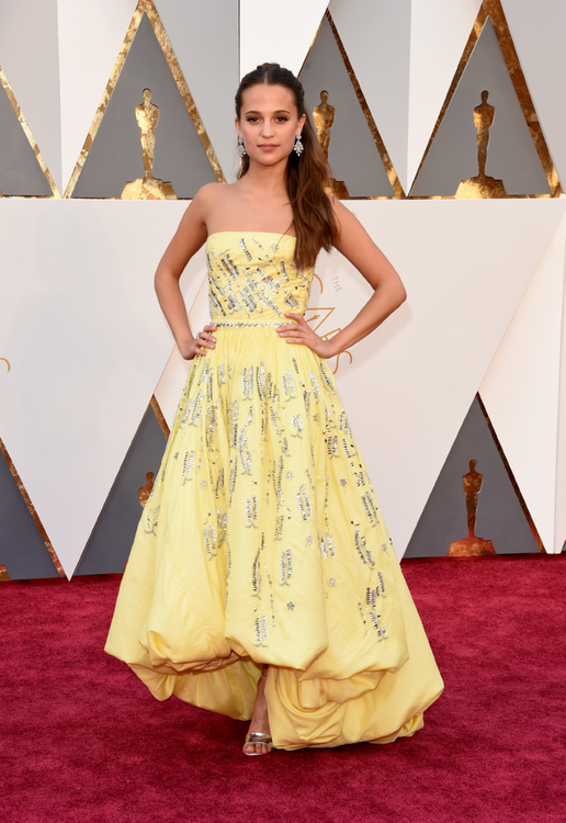 All Of The Looks From The Oscars Red Carpet