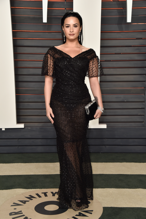 All Of The Looks From The Vanity Fair Oscars After-Party