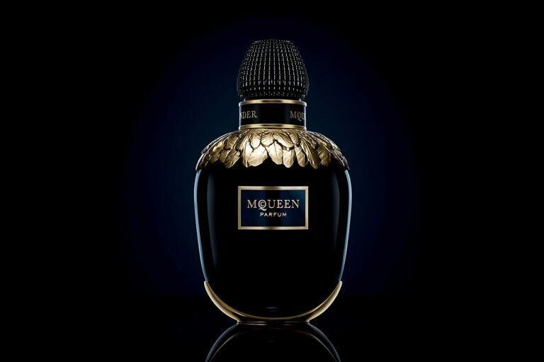Introducing McQueen Parfum