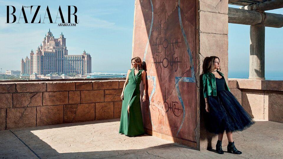Mona & Lamia Dahmash