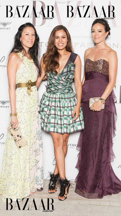 Inside Our #BazaarBestDressed Party At The St. Regis Dubai