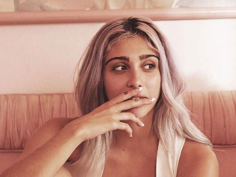 See Madonna's Daughter Lourdes In Her First Campaign For Stella McCartney