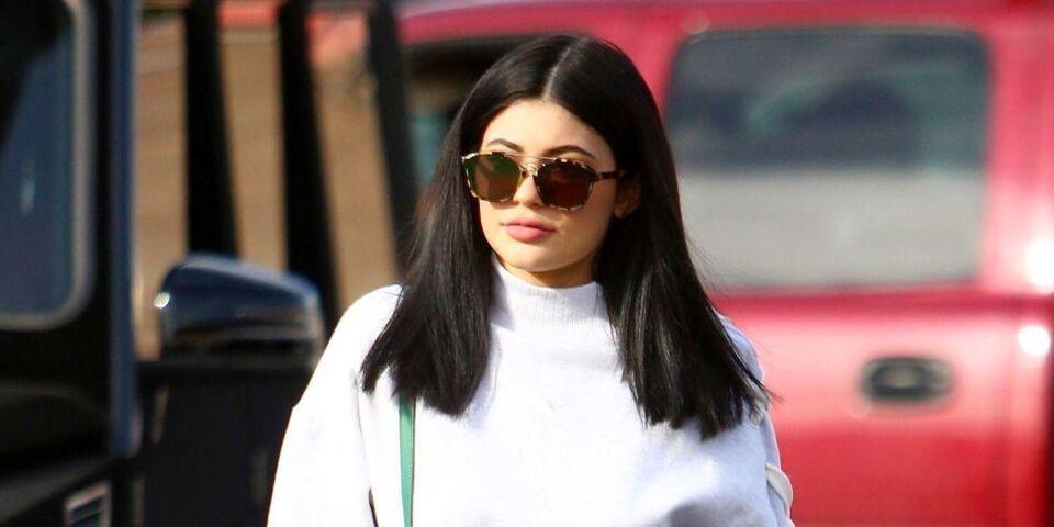 Kylie Jenner Just Debuted Her First Puma Campaign