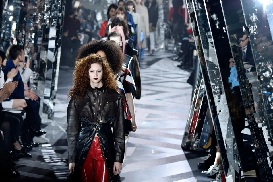 The 10 Most In-Demand Models Of A/W16