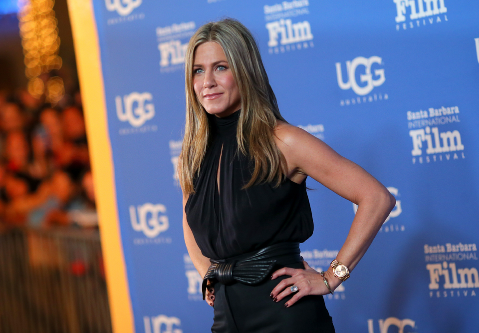 What Jennifer Aniston Does To Keep Her Body In Shape