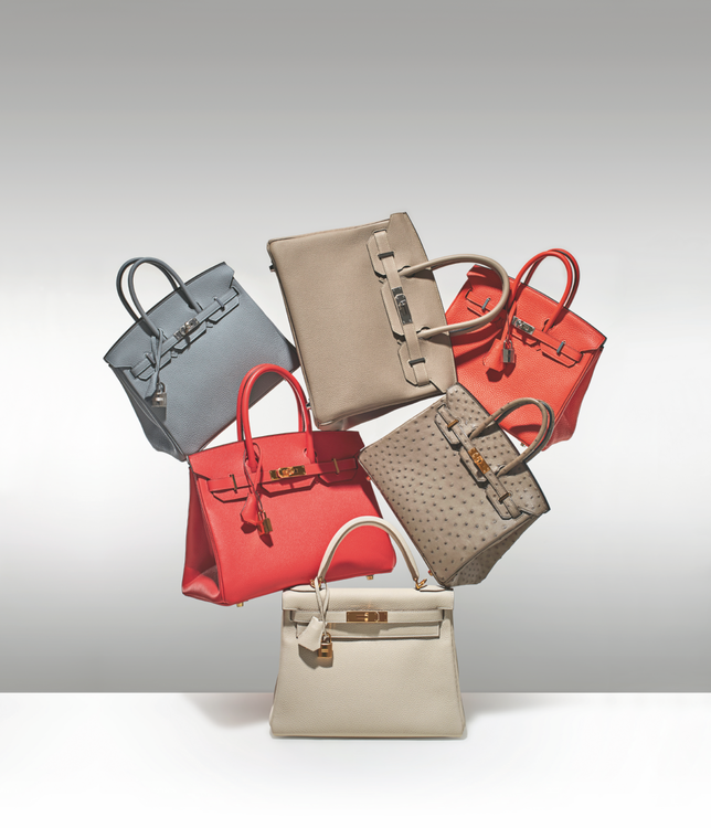Hermès Goes Under The Hammer With Christie's