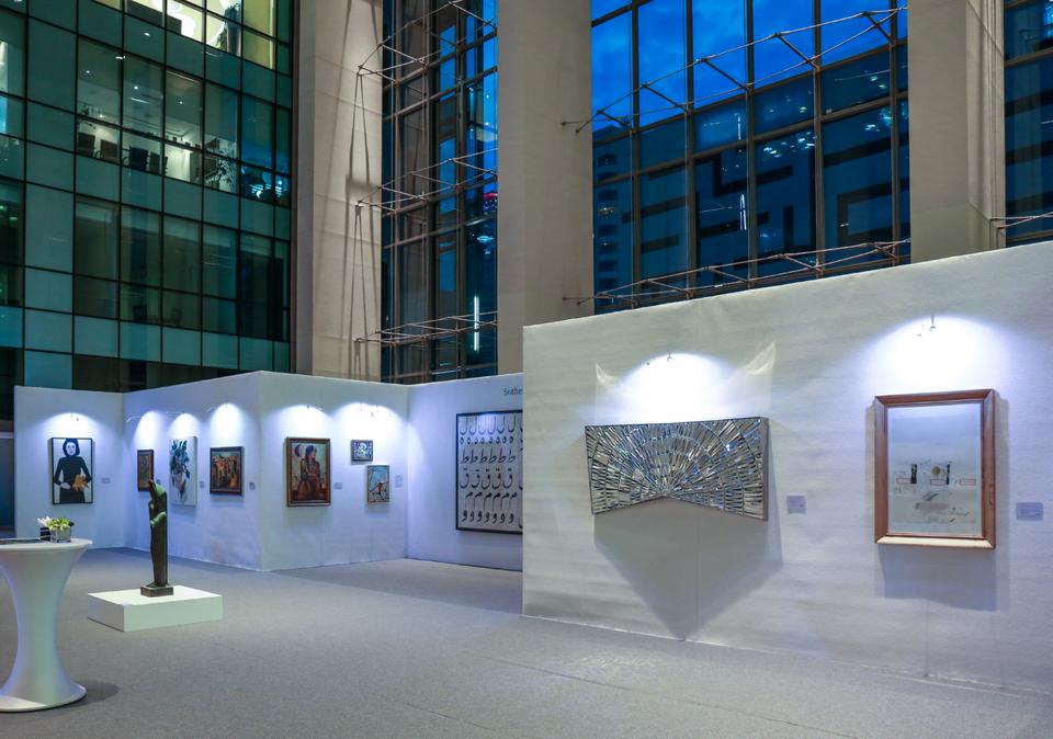 Art Week 2016: Sotheby's in Dubai