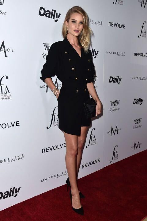 The Best Looks From The Fashion LA Awards