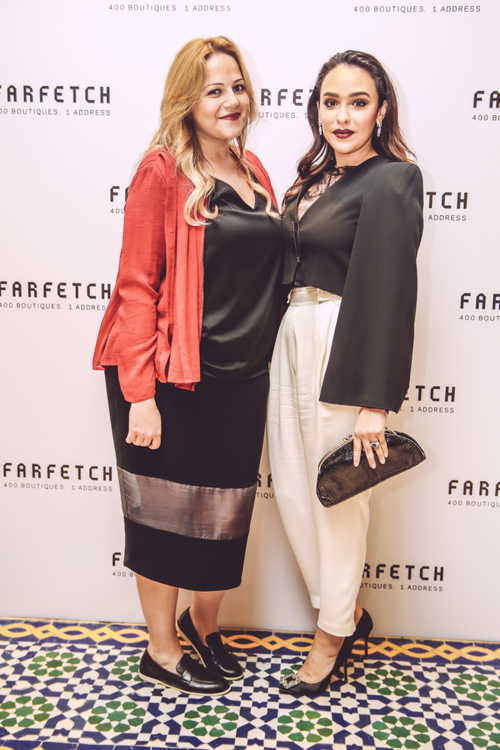 "Farfetch Hosts An Exclusive Screening Of ""The First Monday In May"" In Dubai"