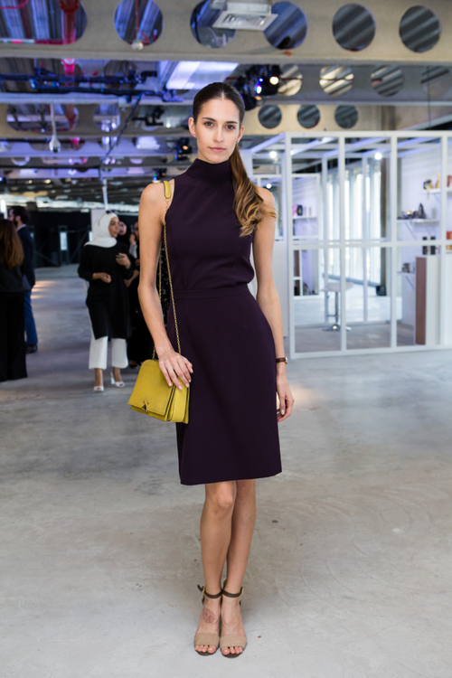 The Coolest Outfits From The Dubai Collections FROW
