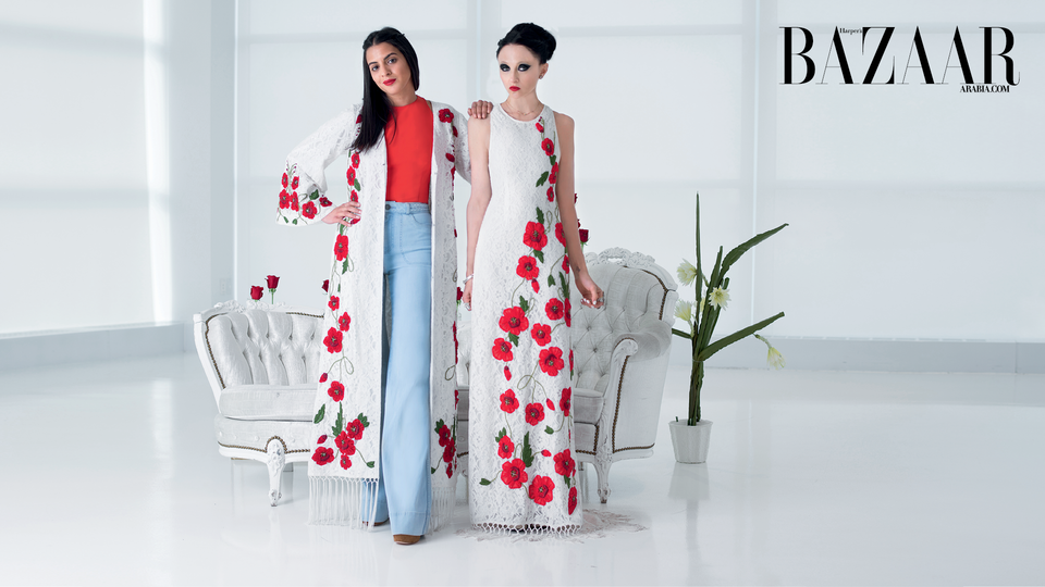 Alice + Olivia's Stacey Bendet Designs A Limited Edition Abaya