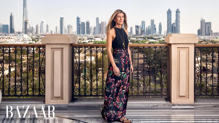 Net-A-Porter's Sarah Rutson Talks To Bazaar About The Way Women Shop