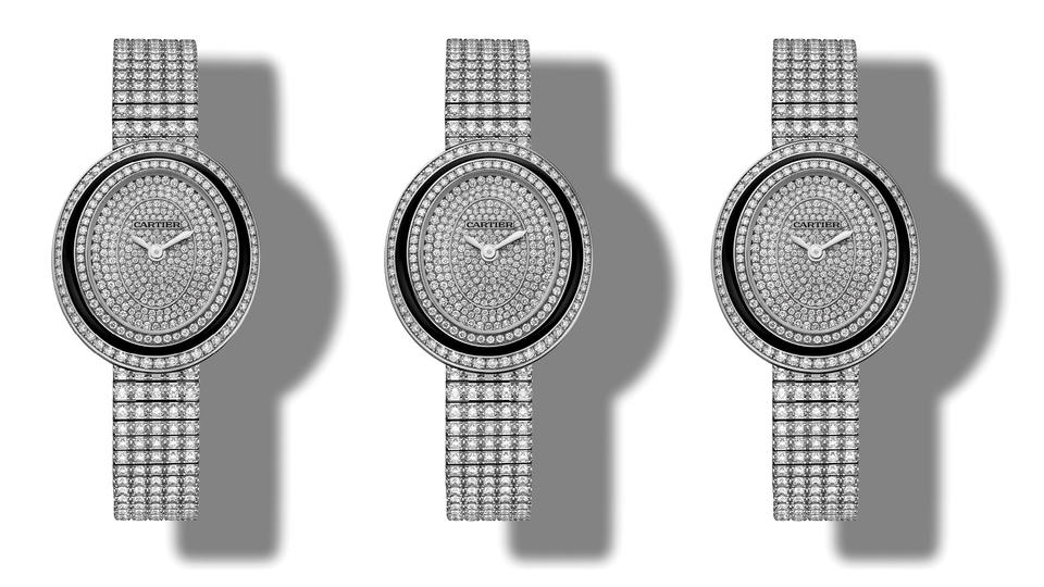 World Exclusive: Cartier's New Hypnose Timepiece